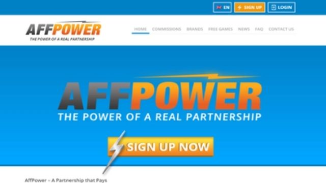 blacklisted online casino affpower
